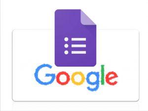 formulariosGoogle