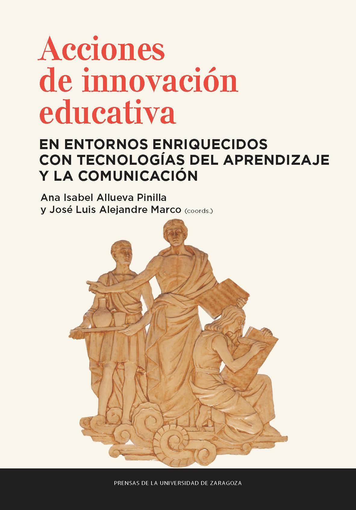 Portada Acciones de innovación educativa